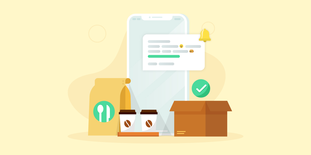 The SMS Edge For Orders and Deliveries