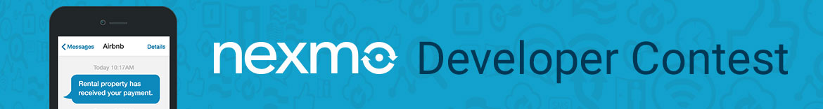 Announcing the Nexmo Numbers (CRM Edition) Contest Winner