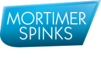 mortimer spinks sponsor logo