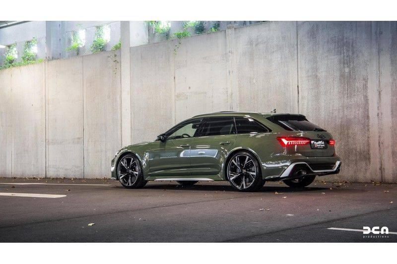 Audi RS6 Avant TFSI 600 pk quattro | 25 jaar RS Package | Dynamic Plus pakket | Keramische Remschijven | Audi Exclusive Lak | Carbon | Pano.dak | Assistentiepakket Tour & City | 360 Camera | 280 km/h afbeelding 6