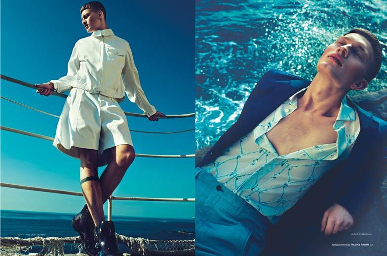 Elisabetta Cavatorta Stylist - Andoni & Arantxa - Prestige Honk Kong