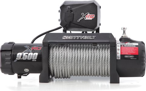 Smittybilt Gen2 XRC 9500 Winch 97495 9500 lb winch