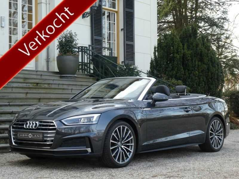 Audi A5 Cabriolet 2.0 TFSI S-Line afbeelding 25