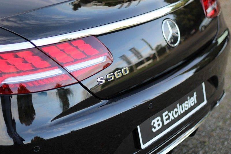 Mercedes-Benz S-Klasse Cabrio 560 Premium Plus AMG-pakket, Burmester, 360 camera, Alcantara hemel, Stoelkoeling afbeelding 6