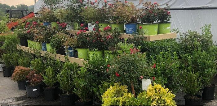 garden center bulk materials