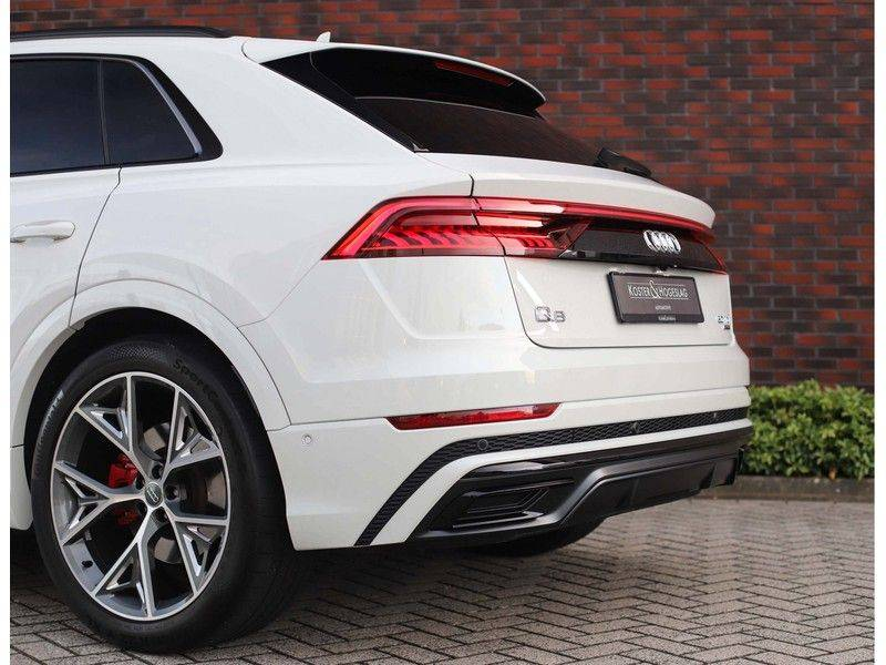Audi Q8 50TDI Quattro *22'*Pano*B&O*Standkachel*Soft-Close* afbeelding 22