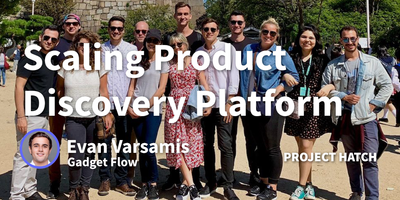 featured image thumbnail for post Lessons Learned While Scaling A Product Discovery Platform