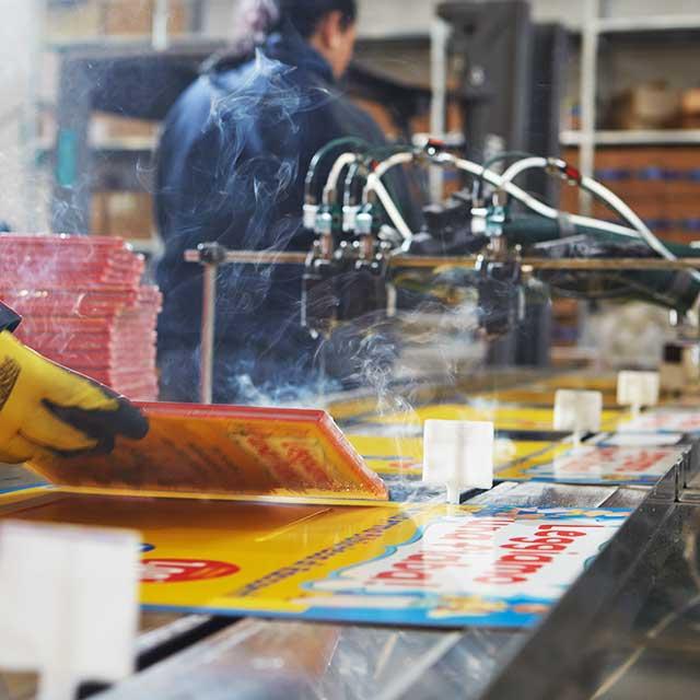 Con.Plast - impianto di confezionamento
