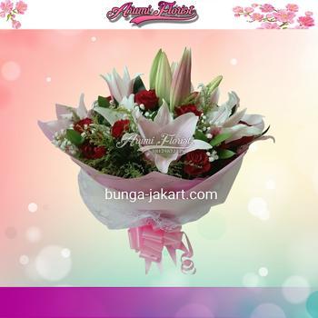 Bunga Handbouquet 19