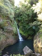 Karamatura Falls