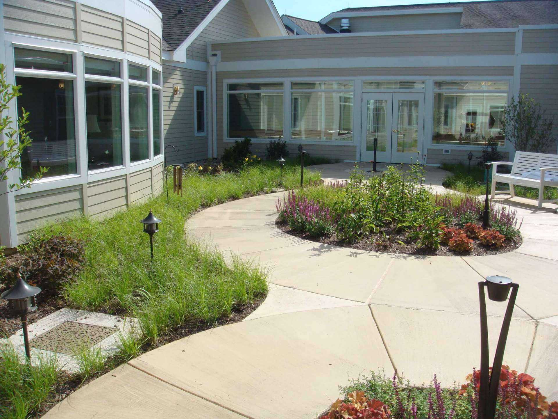 Somerford Place Institution catharine ann farnen landscape architecting