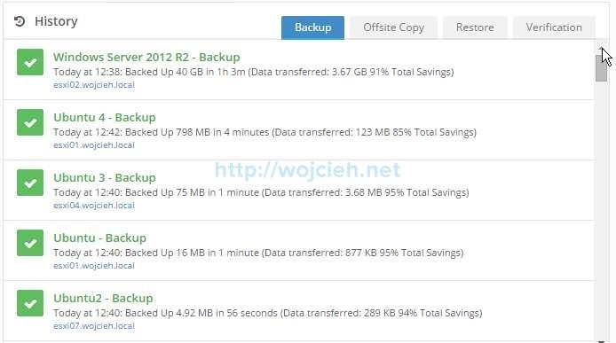 Altaro VM Backup v7 - 1