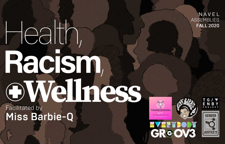 health racism wellness navel 7