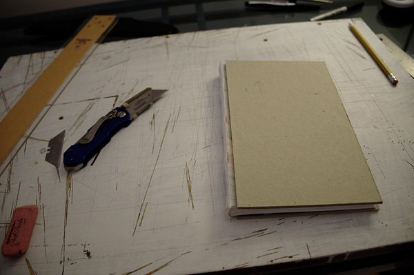 Sizing the cover boards