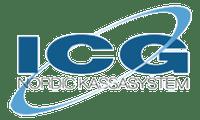 Systemlogo för ICG Nordic