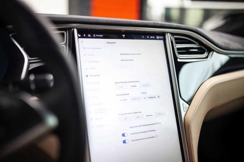 """Tesla Model S 85D Base *Pano / 21"""" / Prijs ex. BTW* afbeelding 18"""