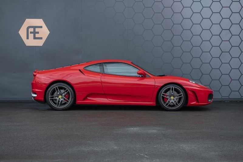 Ferrari F430 F1 Coupe Rosso Corsa + Excellent Condition afbeelding 6