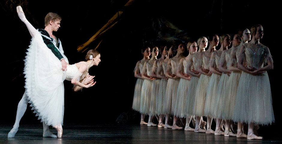 Giselle at The Royal Ballet.