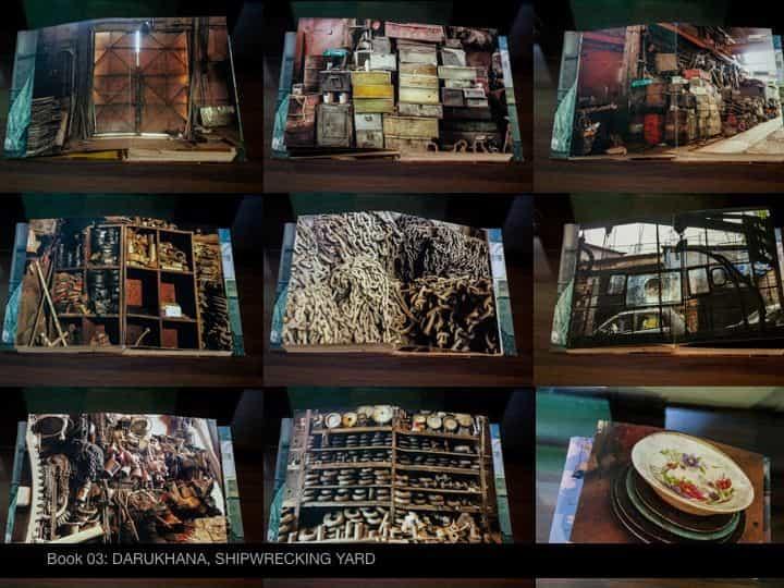 Artist Book #2: Daarukhana, SITE : STAGE : STRUCTURE, 2014