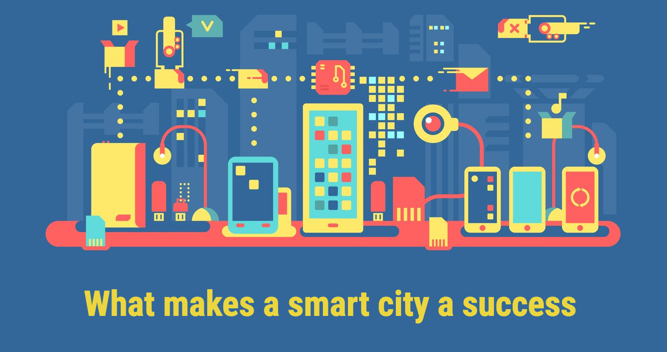 What makes a smart city a success