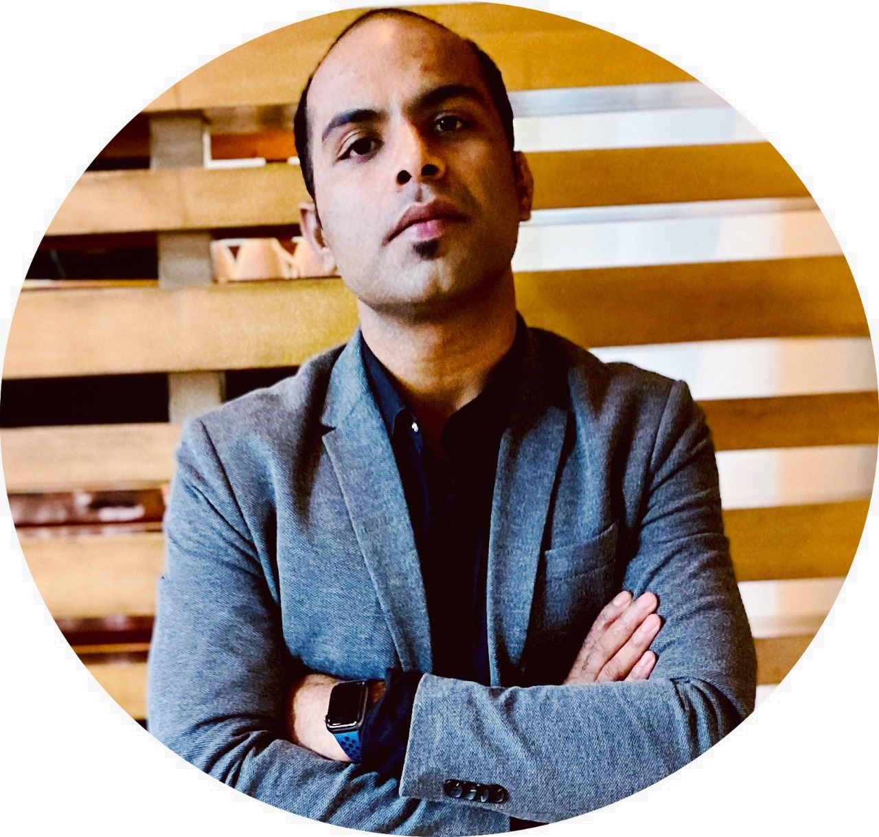 Ashish Aman, Equinox's Drones Founder image