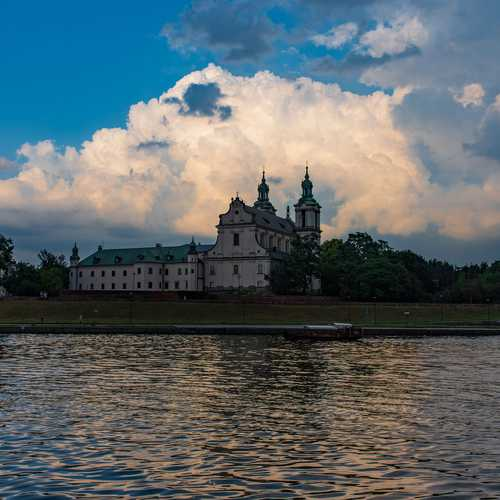 Church of St. Michael the Archangel and St. Stanislaus Bishop and Martyr and Pauline Fathers Monastery, Skałka