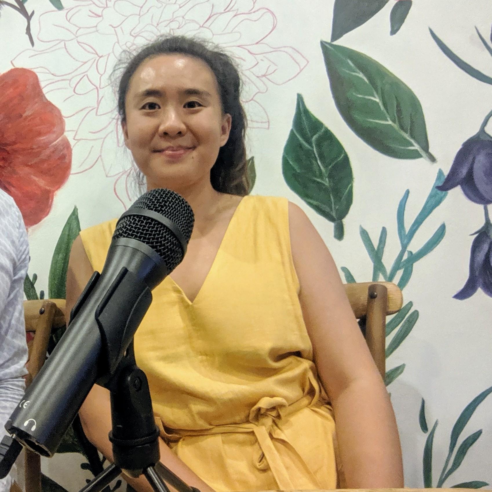 #009 Shinny Chia: Australia to Brunei in a loaded dip