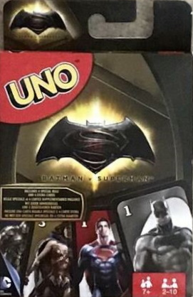 Batman vs Superman Uno