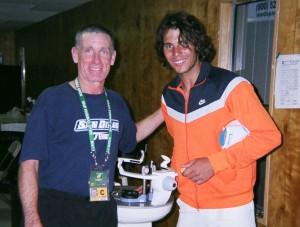 Rafa and me, 2009