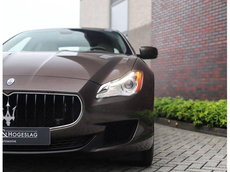 Maserati Quattroporte 3.0 S Q4 *BTW*Schuifdak*Camera*1e eig* afbeelding 10