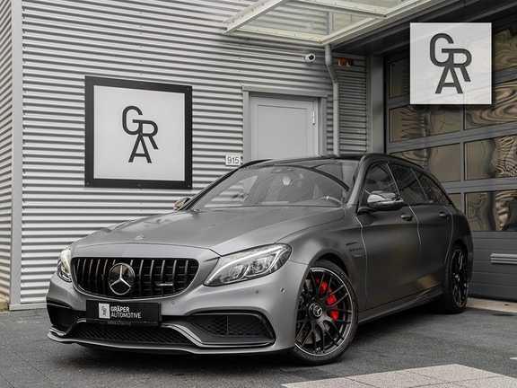 Mercedes-Benz C-Klasse Estate 63 AMG S