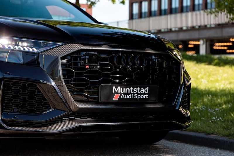 Audi RSQ8 4.0 TFSI RS Q8 quattro RS Dynamic+ designpakket   Carbon Package   360 camera   B&O Advanced   Pano   Beschikbaar vanaf Augustus 2021!! afbeelding 6