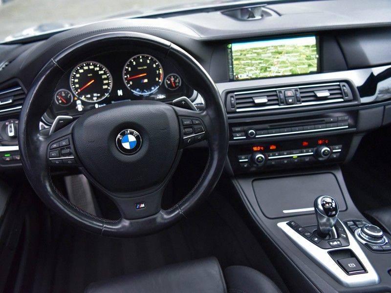 BMW 5 Serie M5 560pk DKG Pano B&O HUD Leder-dash Soft-Close Alcant.Hemel afbeelding 17