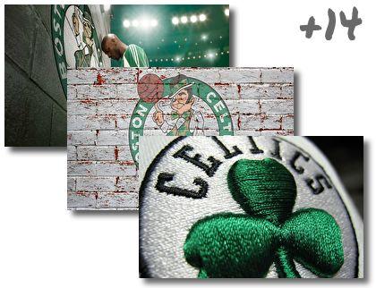 Boston Celtics theme pack