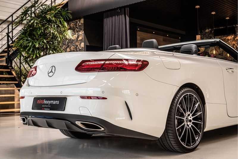 Mercedes-Benz E-Klasse Cabrio 350 AMG | Carbon | Burmester | 360º | Night pakket afbeelding 15
