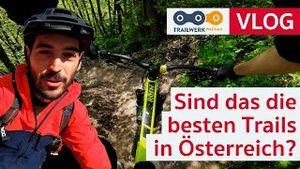 IST DAS DER HIMMEL? Mein erster Besuch im Trailwerk Wachau. Teil 1 | MTB Vlog | PoV