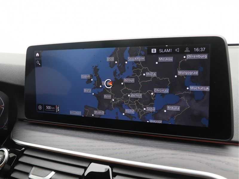 BMW 5 Serie Sedan 530i High Executive M-Sport Automaat afbeelding 22