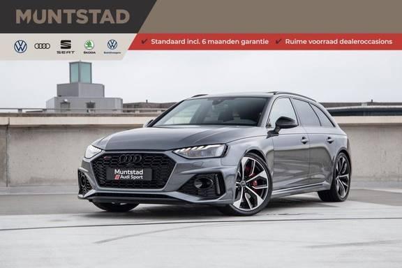 Audi RS4 Avant 2.9 TFSI 450 pk RS 4 quattro   Panoramadak   Assistentiepakket Tour/City   Matrix LED   Bang & Olufsen 3D Sound