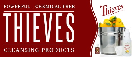 Powerful Chemical Free Thieves Cleansing Products
