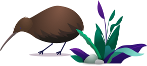 kiwi illustration