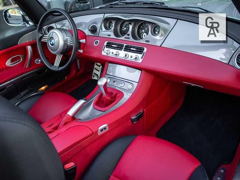 BMW Z8 | Rood leder | Origineel | Concours staat afbeelding 7