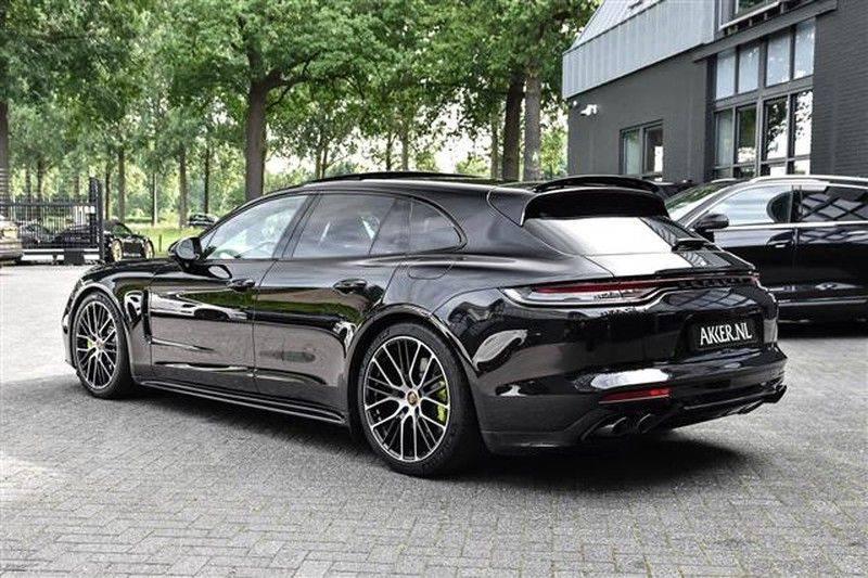 Porsche Panamera 4S E-HYBRID ST SPORTDESIGN+HEADUP+ACC NP. 180K afbeelding 17