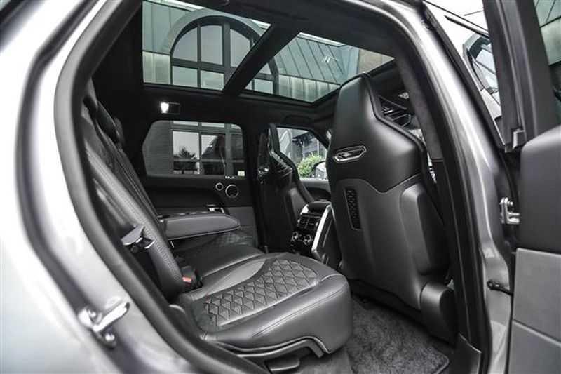 Land Rover Range Rover Sport SVR 22INCH+PANO.DAK+STOELKOELING NP.227K afbeelding 6