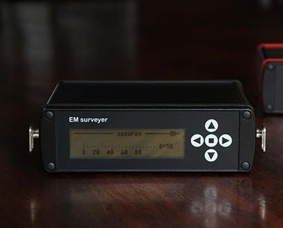 EM surveyer