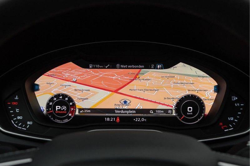 "Audi SQ5 3.0 TFSI 354pk Quattro Black Edition Panoramadak Luchtvering Valconaleder B&O Matrix-Dynamisch Keyless Navi-High ACC DriveSelect  21""Performance Camera Pdc afbeelding 22"