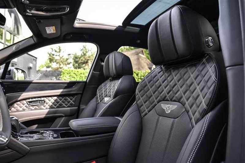 Bentley Bentayga V8 FIRST EDITION MULLINER+BLACKLINE+MASSAGE afbeelding 15