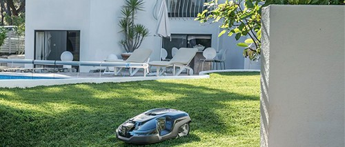 Mower robots