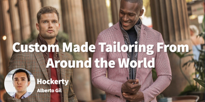 featured image thumbnail for post How We Produce 1500 Made-To-Measure Garments Per Week