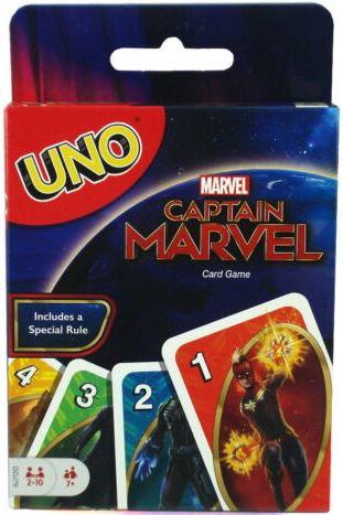 Captain Marvel Uno