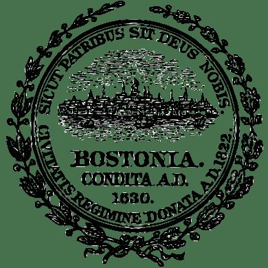 logo of City of Boston